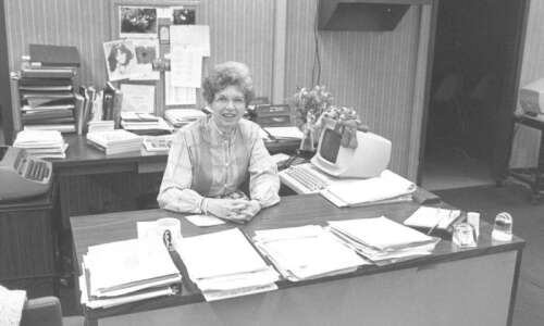 Time Machine: Meet Phyllis Fleming. She did it all in…