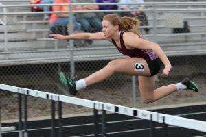 Mount Vernon track and field photos