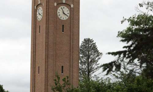 Bigger budget, fewer students at the University of Northern Iowa