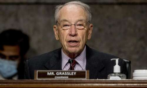 Chuck Grassley honors Ruth Bader Ginsburg, rejects hypocrisy charges