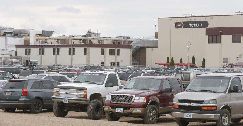 After inspecting 5 meatpacking plants with COVID-19 outbreaks, Iowa regulators only fine $957
