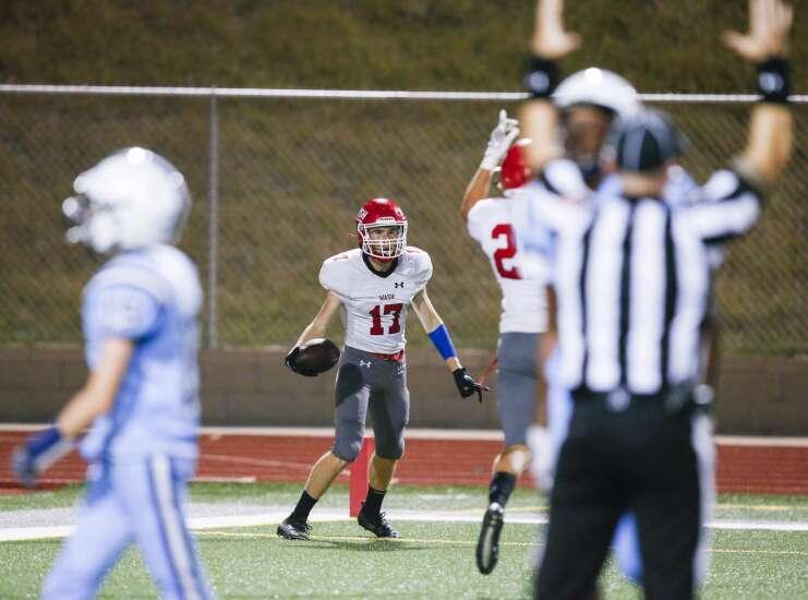 Photos: Cedar Rapids Washington vs. Cedar Rapids Jefferson, Iowa high school football Week 1