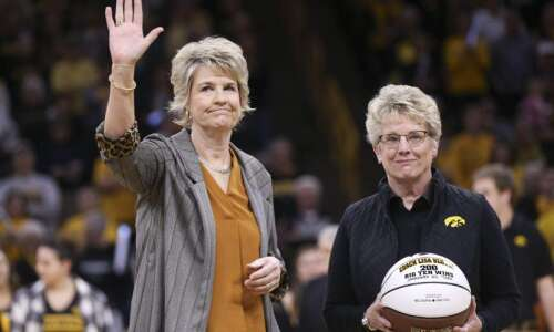 Contract extension details for 9 Iowa coaches released