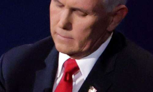 Column: The VP debate was boring, as it should be