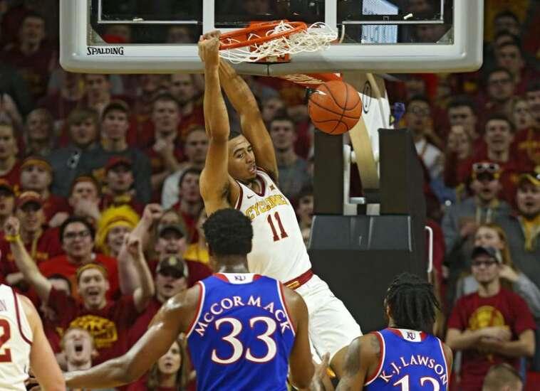 Iowa State's Talen Horton-Tucker declares for NBA Draft