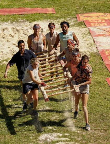 Iowans up the strategy ante on 'Survivor' — but did they keep their momentum?