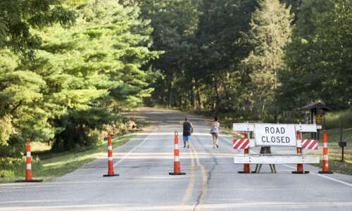 State parks damaged in derecho still closed, and it's not…