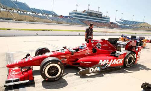 Hy-Vee stores to host Indianapolis 500 show car appearances