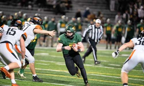 Cedar Rapids Kennedy's Max White accepts preferred walk-on role at…