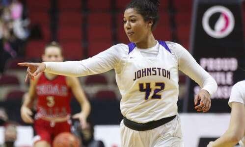 Girls' state basketball notes: Jada Gyamfi has room to roam,…