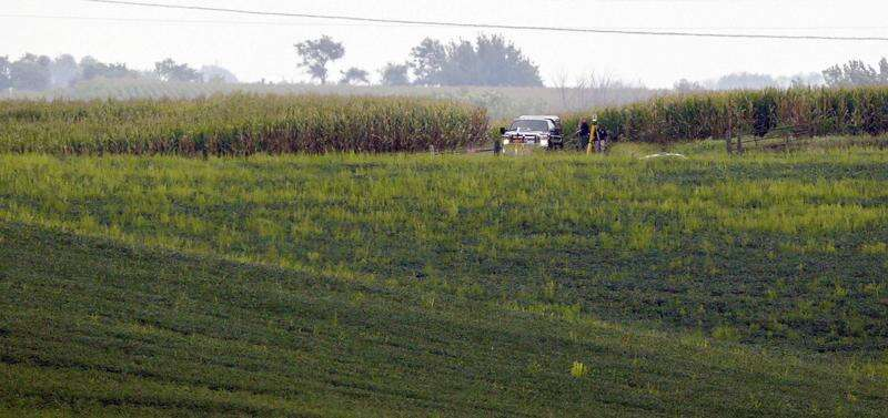 Mollie Tibbets Search: FAA issues flight restriction for portion of Poweshiek and Iowa Counties