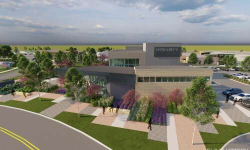 North Liberty moving forward with plans for new city hall