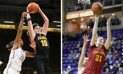 2 stars shine brightest as 'decided underdog' Iowa State hosts…