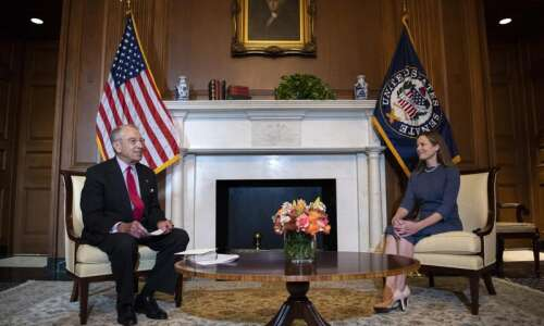 Chuck Grassley meets with Supreme Court nominee Amy Coney Barrett