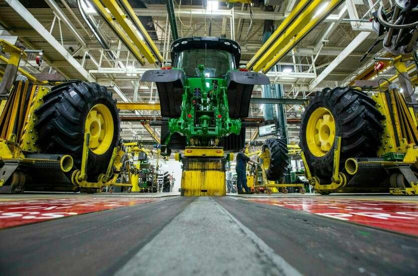Over 10,000 Deere workers brace for strike