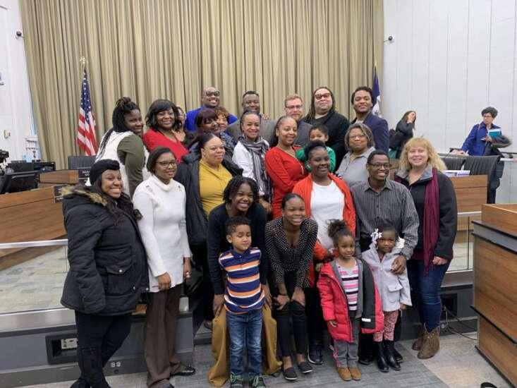 Bruce Teague, Mazahir Salih become Iowa City's mayor, mayor pro tem