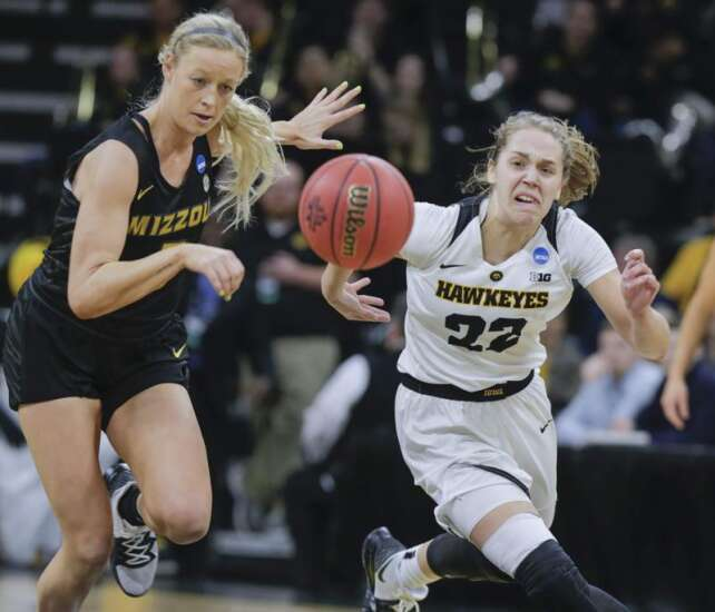 Iowa women's basketball: Hawkeyes prove they can defend, too
