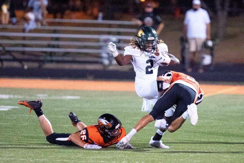 Photos: Cedar Rapids Kennedy vs. Cedar Rapids Prairie, Iowa high school football Week 1
