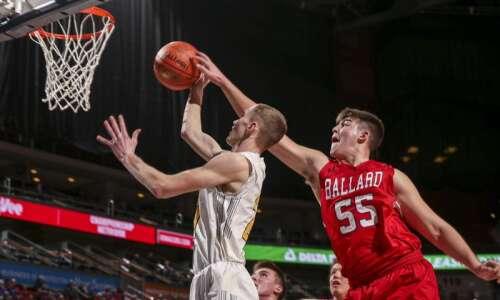 Iowa high school boys' basketball rankings: Ballard is new No.…