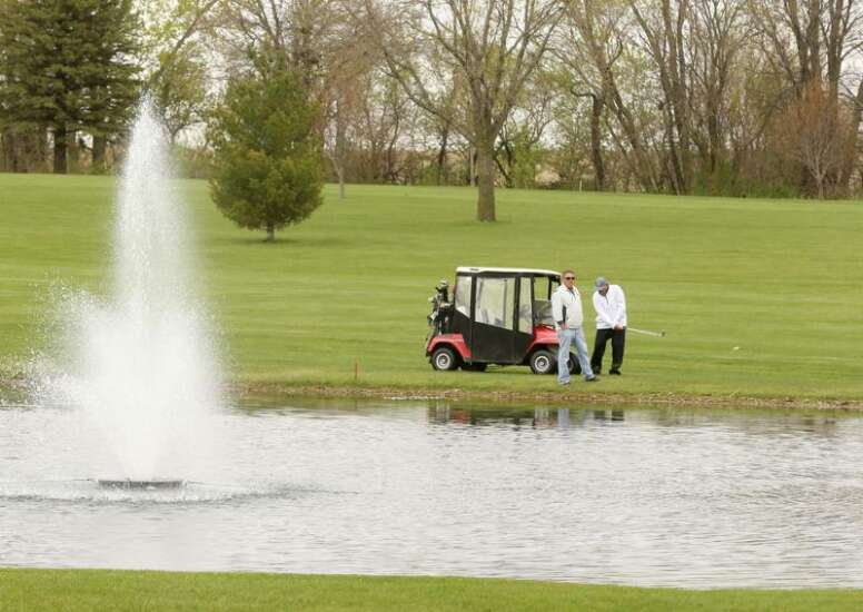 Tara Hills golf course small, with the amenities, and you can play all day