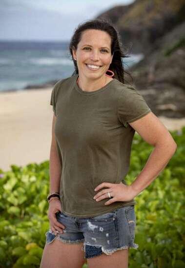 "C.R.'s Lacina adds to Iowa's ""Survivor"" legacy"