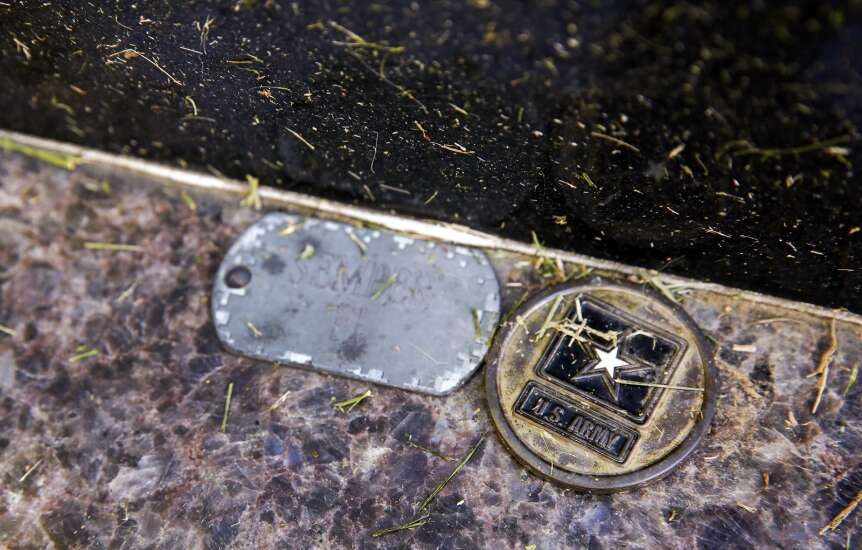 20 years after 9/11, Iowa Gold Star family reflects on their son's ultimate sacrifice