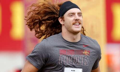 Chase Allen and Zach Petersen: Iowa State's under-the-radar stars