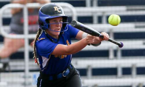 Photos: Marion vs Benton Community softball