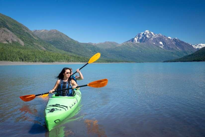 North to Alaska - a recreation wonderland