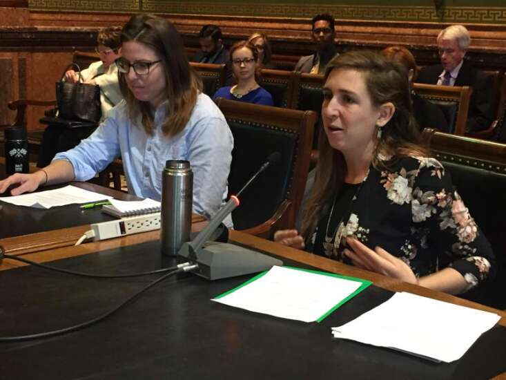 Johnson County vegetable growers' message to Iowa Legislature: We want to be treated as farmers