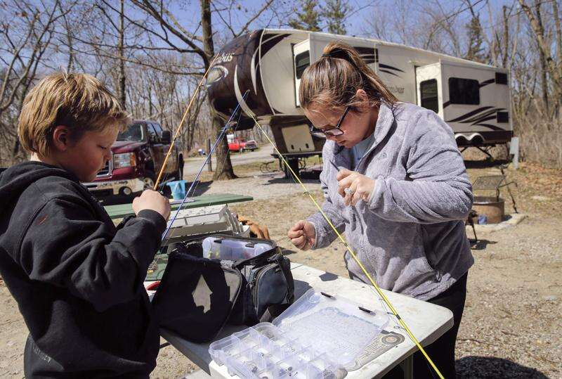 Iowa state park camping fees increase for the first time in 20 years