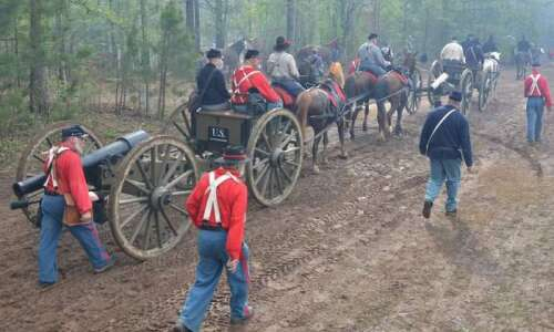 A Trip Back in Time: At the Battle of Shiloh,…