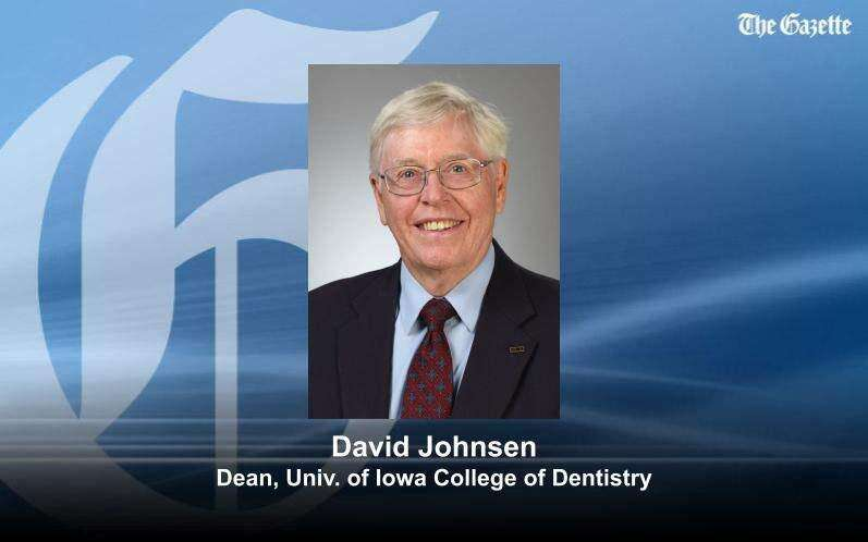 After uproar, University of Iowa dentistry dean stepping down early
