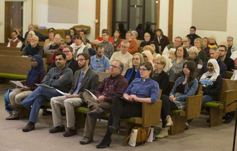 Religious leaders, members share support, prayers for refugees and immigrants