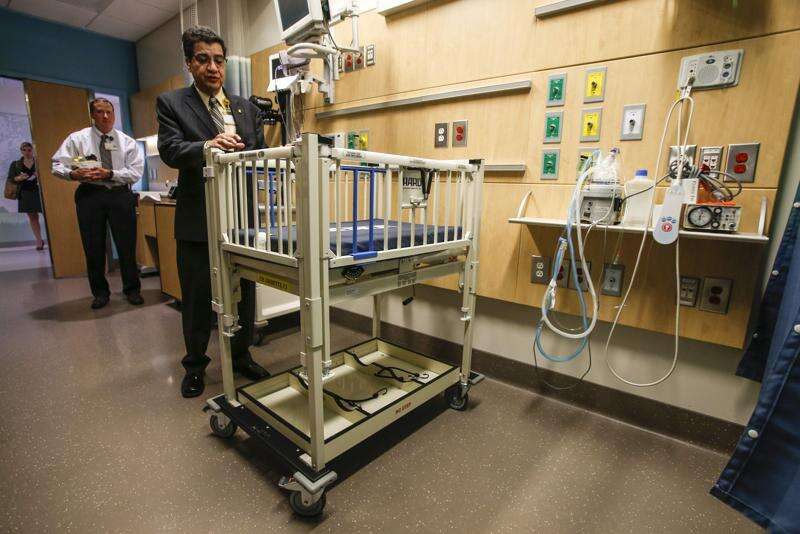 Tower of troubles: Acclaimed UI Children's Hospital emerges from blown budgets and deadlines