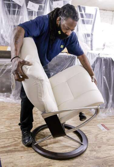 Furniture retailers face 'unprecedented' delays but business is booming, Corridor stores say