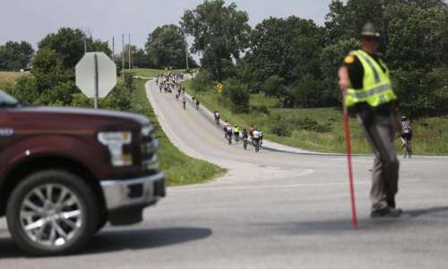 Even without RAGBRAI and Iowa's Ride going head-to-head, public safety…