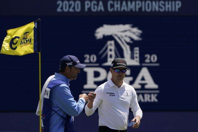 Zach Johnson off to a good start in first major of 2020