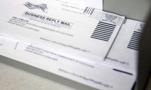 Kanye West, Iowa's mail-in ballots and the weaponization of paperwork