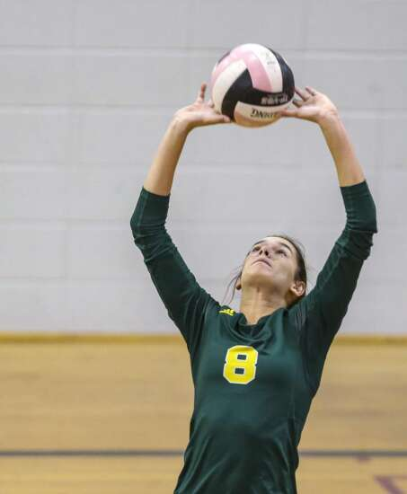 Gazette all-area volleyball 2020: Physically and mentally, Jazmine Yamilkoski made it all the way back
