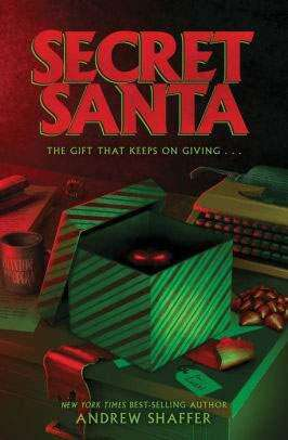 Andrew Shaffer combines horror and humor for a unique Christmas novel