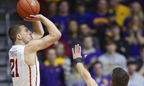 Report: Former Cyclone Matt Thomas agrees to 3-year deal with…