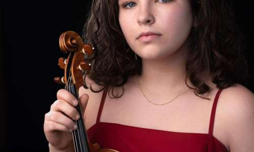Coralville teen wins YoungArts award for violin artistry