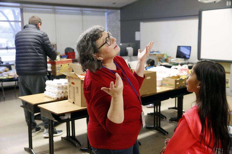 Cedar Rapids caucus site one of first to offer translations for non-English speakers