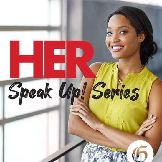 HER Speak Up! Series #2 Virtual Edition