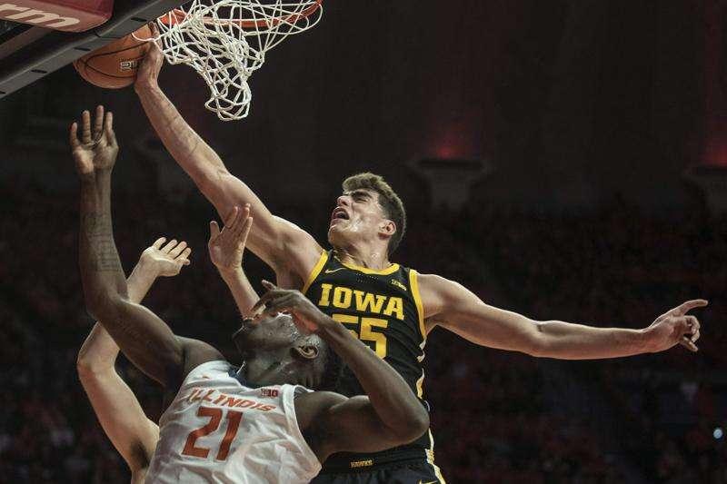 Iowa, Iowa State, UNI, Drake, Big Ten men's basketball transfer, NBA early-entries list