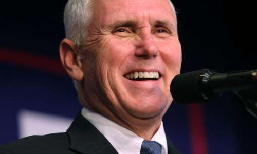Former Vice President Mike Pence to speak in Iowa