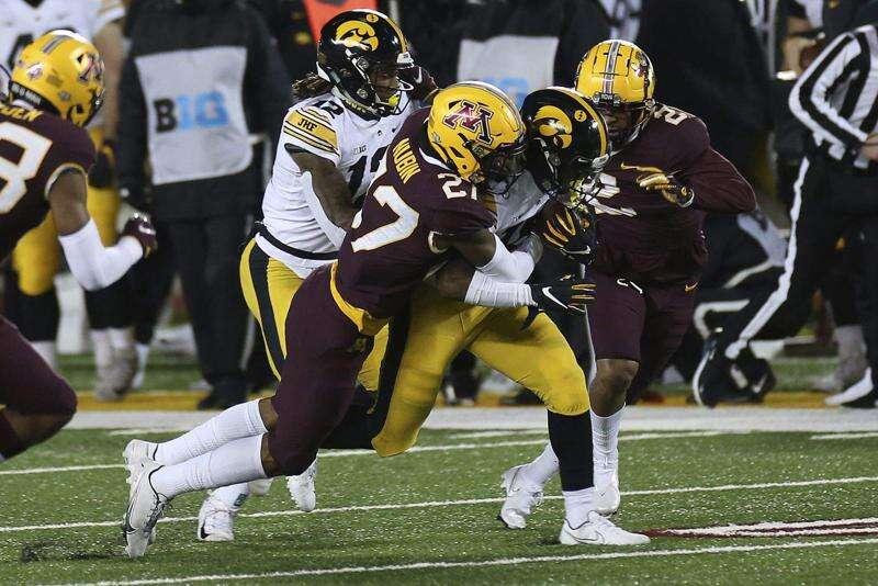 Iowa football at Minnesota: Live score updates, highlights