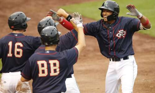 This kid's all right: Royce Lewis with 3-run home run…
