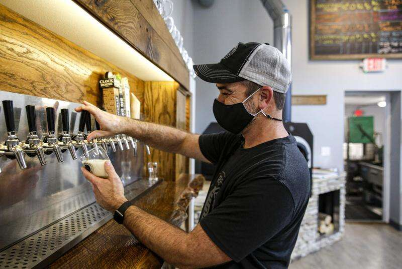 Friends open BIT Brewery in Central City